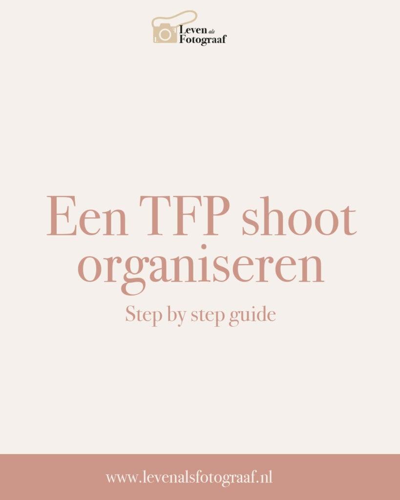 Time for Print TFP shoot organiseren